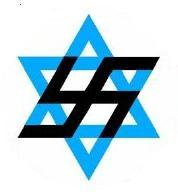 Ontem e hoje (o sionismo de Israel comparado ao massacre nazista, em fotos) Estrellagamada