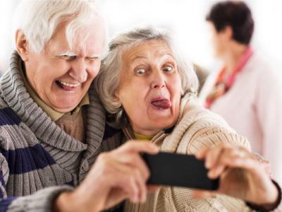 Oito em cada dez idosos têm percepção positiva da terceira idade
