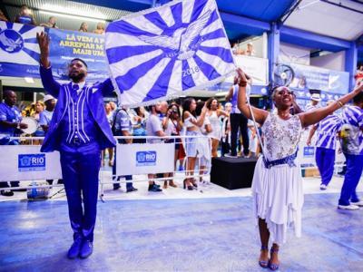 Sambas liderados por compositores tricampeões são eliminados da semifinal na Portela 2019