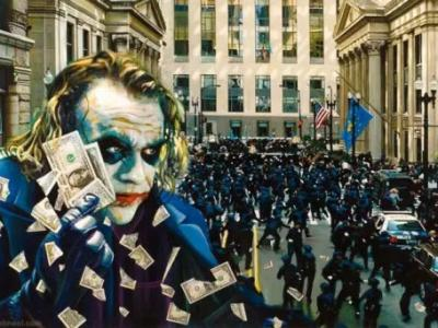 Como se prepara o novo terremoto financeiro
