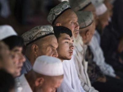 A China mantém um milhão de muçulmanos Uigures em campos de concentração