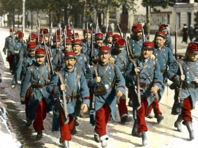 1914-1918: Sequelas da Grande Guerra