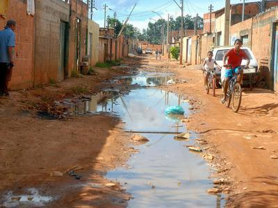 Doenças causadas por falta de saneamento afetam 33% dos municípios do Mato Grosso do Sul