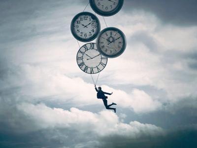 Passagem do tempo