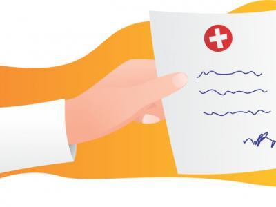Atestado médico e Código Internacional de Doenças
