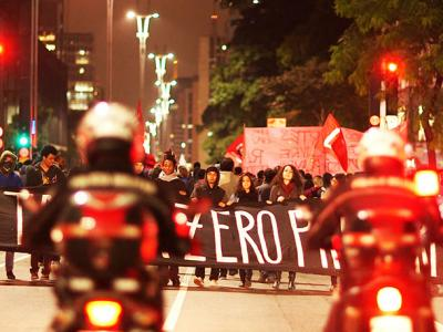 Trailer do documentário 'Espero Tua (Re)volta', de Eliza Capai, traz cenas de ocupação das escolas e de passeatas de estudantes