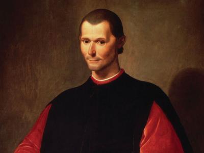 Renascimento e Reforma: Nicolau Maquiavel