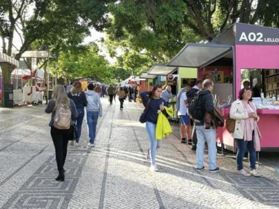A Feira do Livro de Lisboa