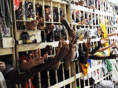 Crise penitenciária: a seguir, cenas do mesmo capítulo