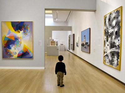 Cinco qualidades para ver a arte