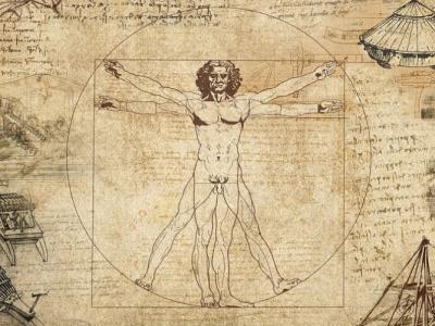 A imortalidade de Leonardo da Vinci