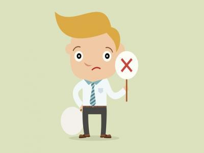 Seis erros que todo profissional deve evitar