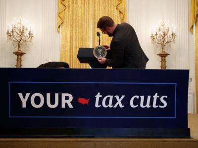 O corte de impostos que o tempo esqueceu