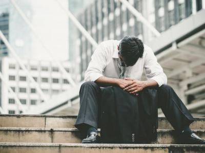 A depressão e o desemprego