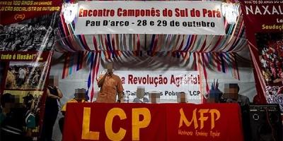 PA: Camponeses realizam encontro em Pau D'Arco