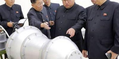 Teste nuclear norte-coreano: 16 vezes mais potente que a bomba de Hiroshima
